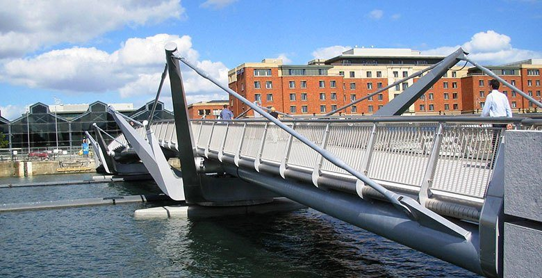 Bespoke Bridge: Liffey