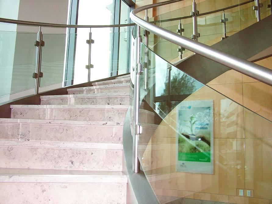 bespoke Glass Balustrades