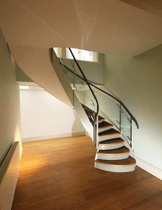 Arkwright bespoke staircase