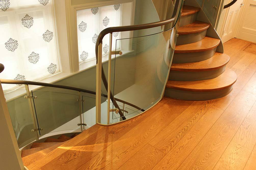 Arkwright contemporary balustrades
