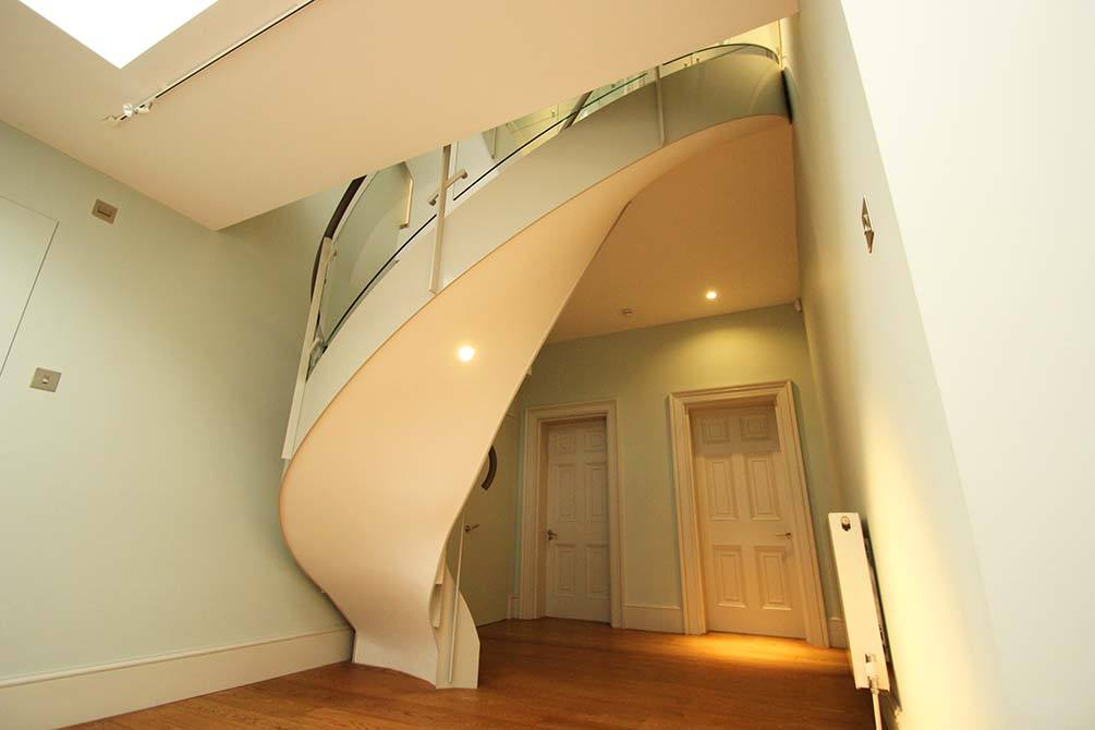 Arkwright feature stair