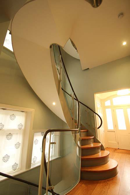 Arkwright feature staircase