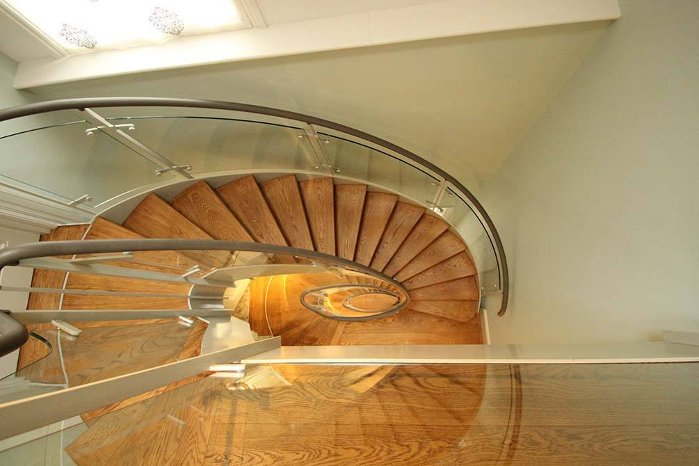 arkwright helical staircase
