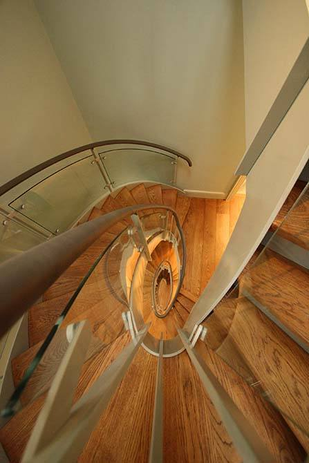 Arkwright modern staircases