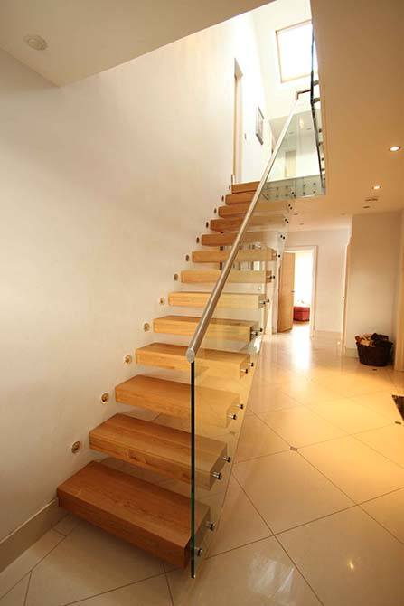 Tinson Cantilever Floating Staircase ...
