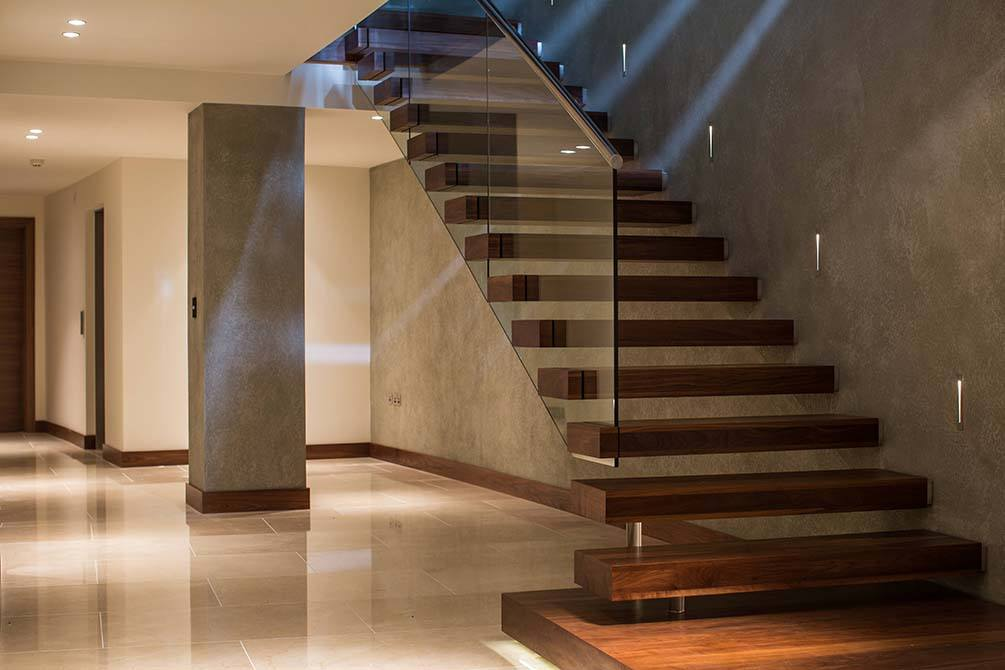 ... Warrick Cantilever Floating Staircase A ...