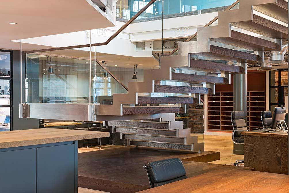 Bentinck-stainless-steel-timber-staircase