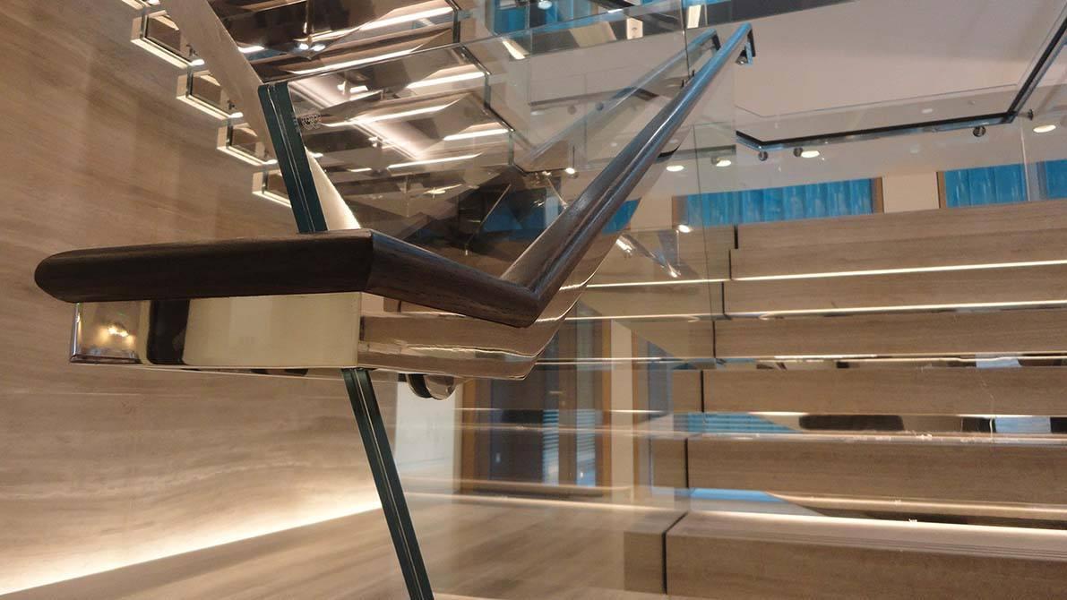 Burlington-timber-handrail