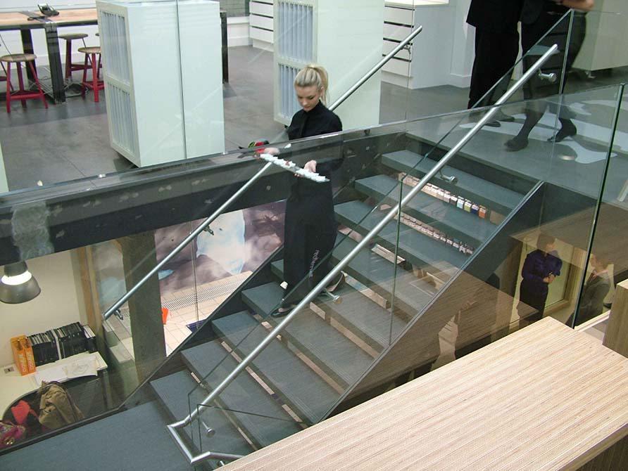Domus-steel-stair