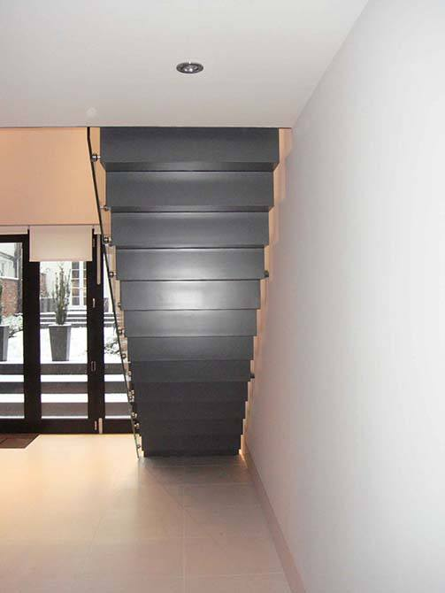 Ferguson steel staircase