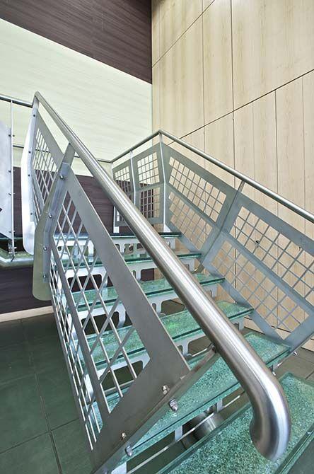 Hesco contemporary staircases