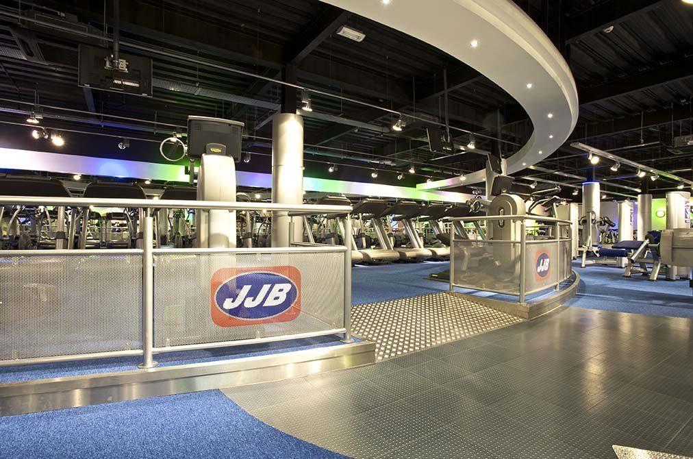 JJB stainless steel balustrade