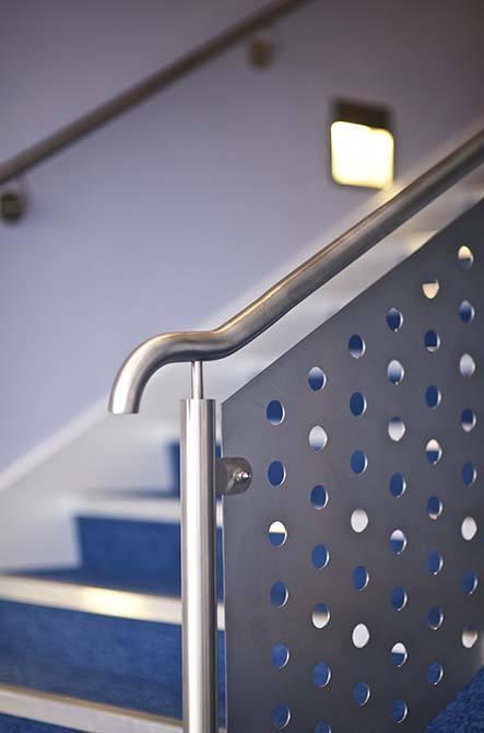 JJB stainless steel handrail