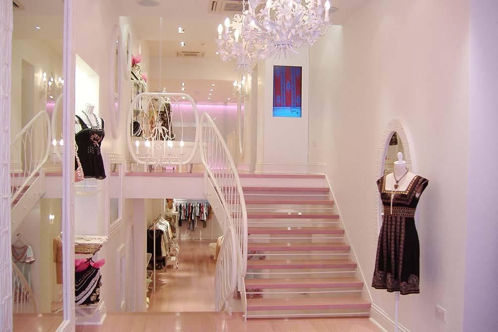 Lepore architectural handrail