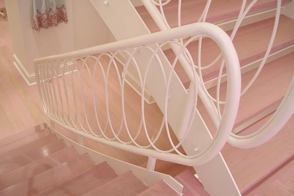 Lepore bespoke balustrade