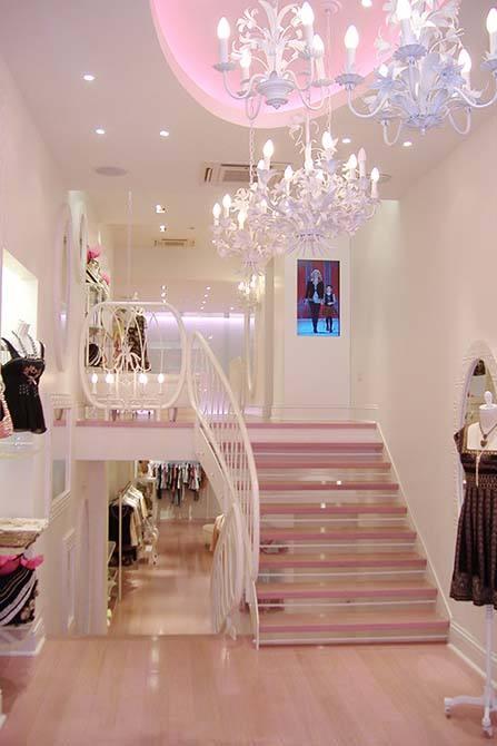 Lepore custom commercial staircase