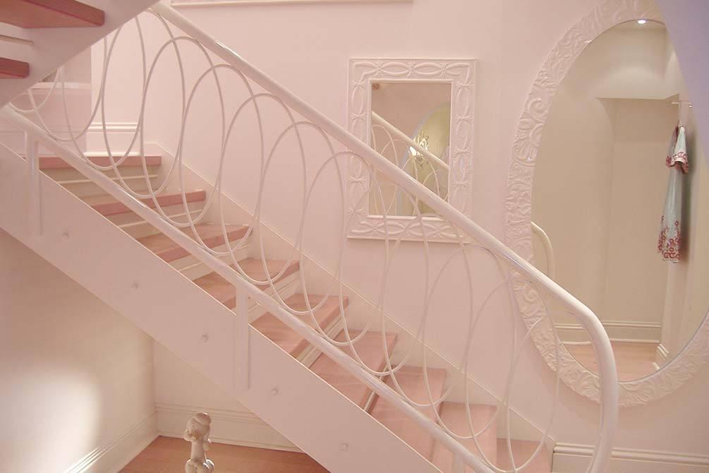 Lepore custom staircase