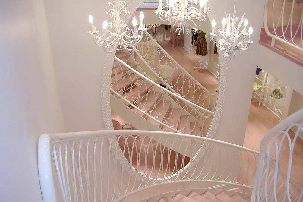 Lepore helical staircase