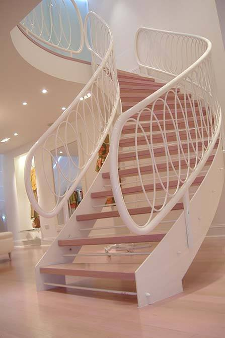 Lepore helical stairs