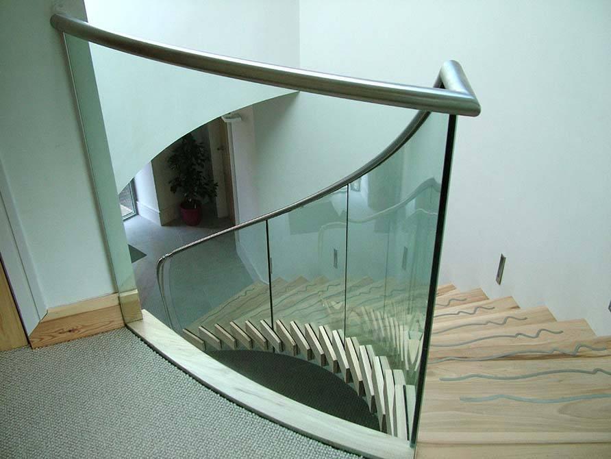 Madden glass balustrade