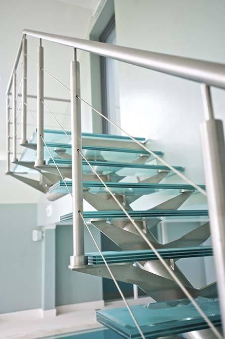 Mapstone designer staircase
