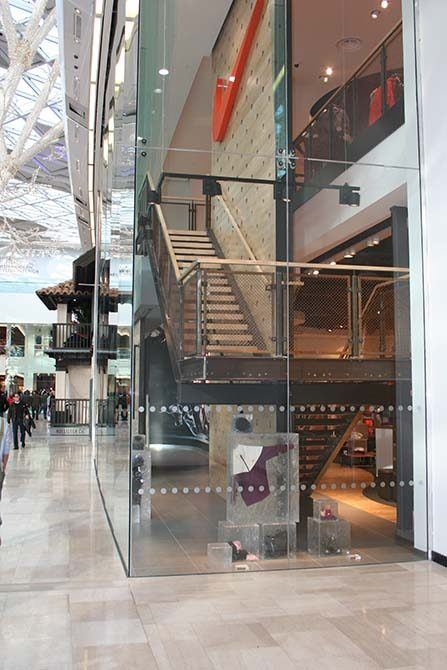 Nike staircase designer