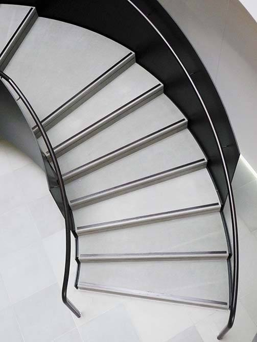 Ogier stone staircase