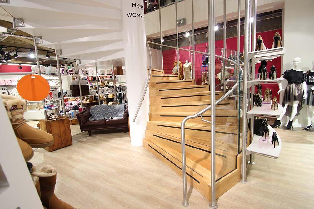 Republic spiral stairs