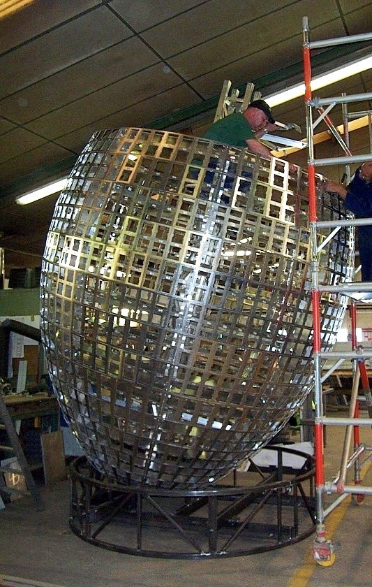 rugby-ball-sculpture-fabrication