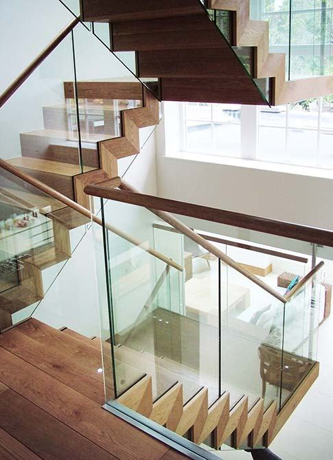 Stormont bespoke staircases