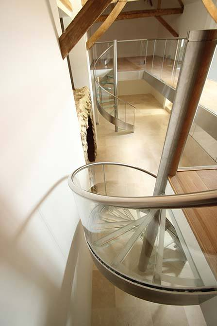Westwood-curved-staircase