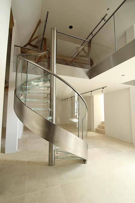 Westwood-spiral-stairs