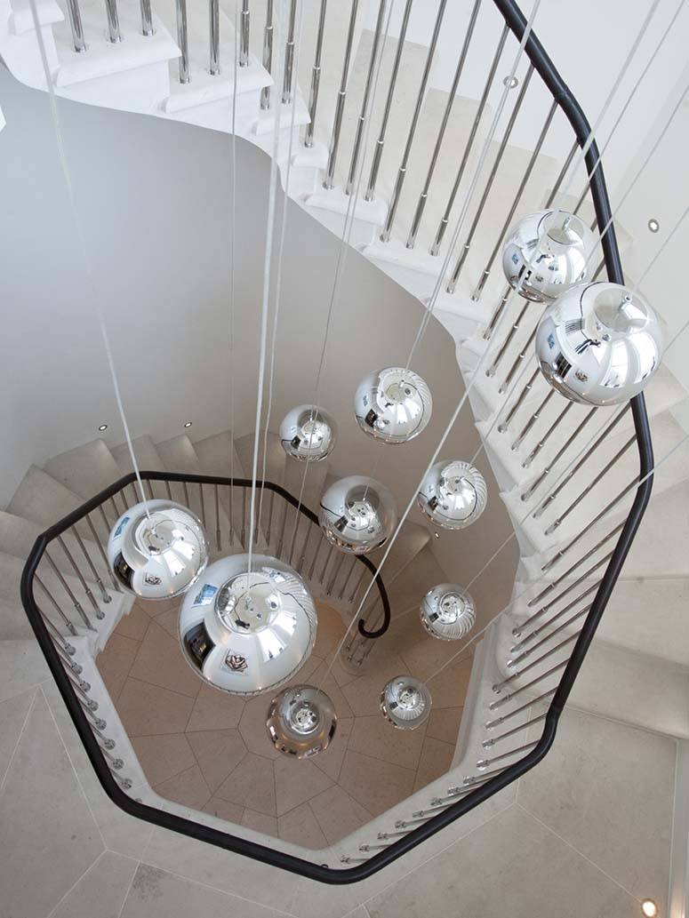 lighting stairs. Feature-staircase-lighting Lighting Stairs L