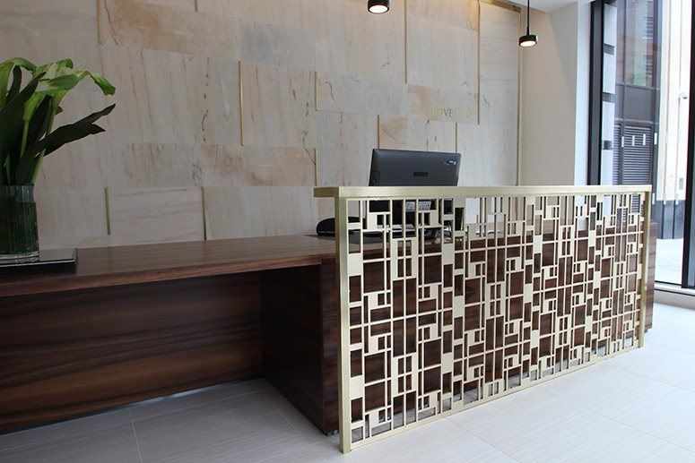 How Laser Cut Metal Screens Can Transform Your Space