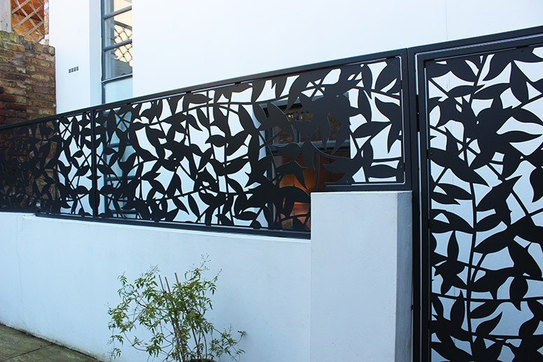 Decorative Privacy Screens Latima Canal Architectural