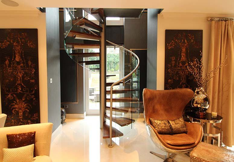 Canal's Top Spiral Staircases - Canal Architectural: Bespoke