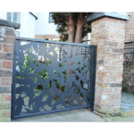 Latima residential privacy screen