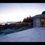 Terrace balustrade