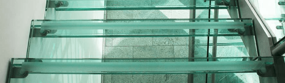 Safe Glass Staircases