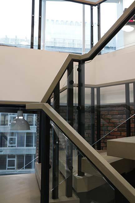 Bespoke Handrail