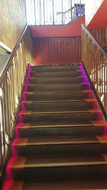 Bespoke Put Shack staircase