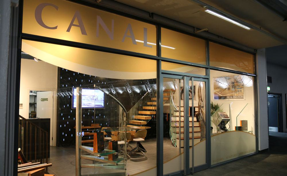 Canal London Showroom
